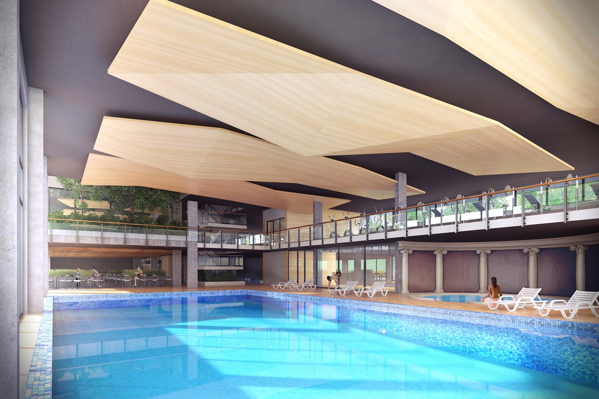 Yundola hotel velingrad kunchevarchdesign for Design hotels 2015